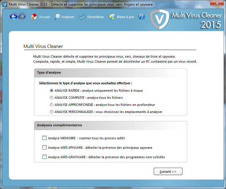 Multi Virus Cleaner 2015