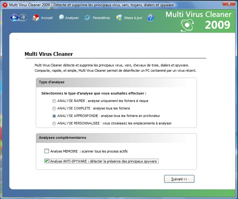 Multi Virus Cleaner 2006